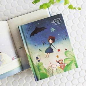 [韓国雑貨]ハングル童話で勉強 /メリーポピンス/ (大人のための童話) [韓国 お土産][可愛い][かわいい]|seoul4