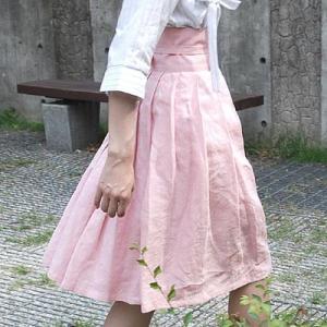 [韓国雑貨] 伝統衣装を今に蘇らせた  韓国の香りがするスカート≪薄紅色≫ [ファッション] [輸入雑貨] [かわいい] seoul4