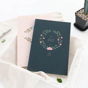 [韓国雑貨] シンプルな大人のお勉強に slow and steady [スタディープランナー][スケジュール帳][手帳] [かわいい]|seoul4