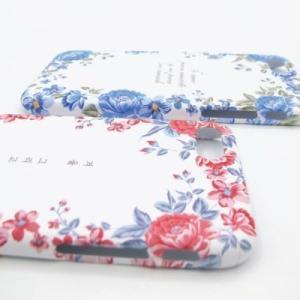 [韓国雑貨] ハングル英文字が入れられる 陶器のような美しいアイフォンケース =秘密の花園=≪iPhone/Galaxy≫  [イニシャル][名入れ][名前][文房具]|seoul4|02