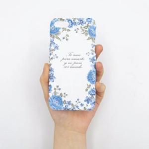 [韓国雑貨] ハングル英文字が入れられる 陶器のような美しいアイフォンケース =秘密の花園=≪iPhone/Galaxy≫  [イニシャル][名入れ][名前][文房具]|seoul4|04