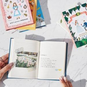 [韓国雑貨]小さい子の様な脱力感が良い おとぎ話ダイアリー《2018年韓国暦》[カレンダー][ダイアリー]|seoul4|02