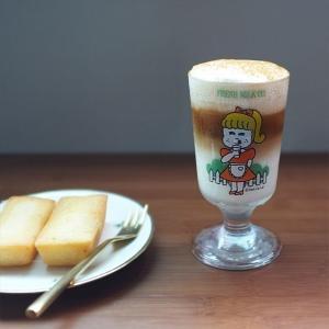 [韓国雑貨]=1537= レトロなグラスでカフェ気分 GLASS CUP[コップ][可愛い][かわいい][韓国 お土産]|seoul4|02
