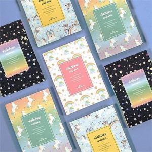 [韓国雑貨]いつからでも始められる RAINBOW DIARY 《万年ダイアリー》[手帳]|seoul4