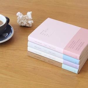 [韓国雑貨]シンプルでナチュラリストなダイアリー《2019年韓国暦》[ダイアリー][手帳][韓国文房具][可愛い][かわいい] seoul4 04