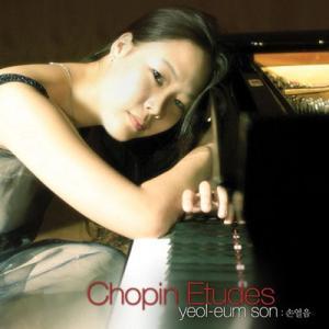 ソン・ヨルム / FREDERIC CHOPIN - CHOPIN ETUDES [クラシック][韓国 CD]|seoul4