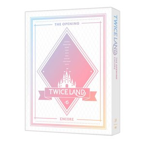 TWICE / TWICELAND: THE OPENING ENCORE [2DVD][TWICE]