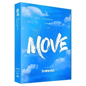 神話 / MOVE: 2017 19TH ANNIVERSARY SUMMER LIVE [2DVD+PHOTOBOOK][神話]