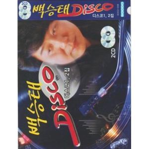 ペク・スンテ / ディスコメドレー1,2(2CD) [ペク・スンテ] [トロット:演歌][CD] seoul4