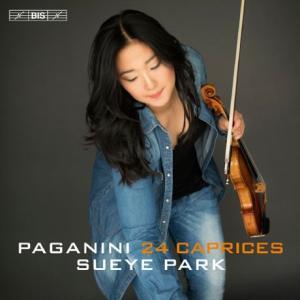 パク・スエ / NICOLO PAGANINI - 24 CAPRICES [クラシック][韓国 CD]|seoul4
