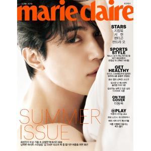 marie claire (韓国雑誌) / 2018年6月号 (Bタイプ)[韓国語][海外雑誌][marie claire]|seoul4
