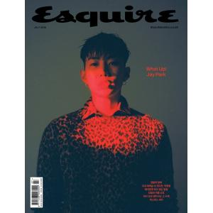 (予約販売 2/26以降発送予定)Esquire (韓国雑誌) / 2018年3月号 (TYPE B)  [韓国語] [海外雑誌] [ファッション] [Esquire]|seoul4
