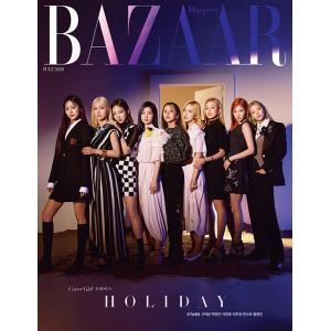 BAZAAR (韓国雑誌) / 2019年6月号 (表紙:BLACKPINK ジス)[韓国語][バザー][ファッション](予約販売 5/23以降発送予定)|seoul4
