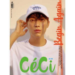 CECI (韓国雑誌) / 2018年6月号 (Bタイプ)[韓国語][海外雑誌]|seoul4
