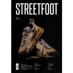Street Foot (韓国雑誌) / 2019年5、6月号[韓国語][ファッション][シューズ][スニーカー][靴]|seoul4
