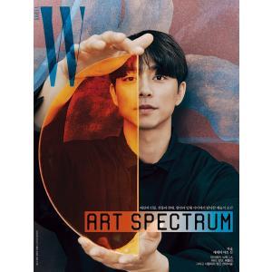 W(ダブリュー) (韓国雑誌) / 2019年5月号 (Bタイプ)[韓国語][海外雑誌]|seoul4