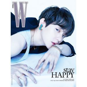 W(ダブリュー) (韓国雑誌) / 2018年5月号[Cタイプ][韓国語][海外雑誌][ファッション]|seoul4