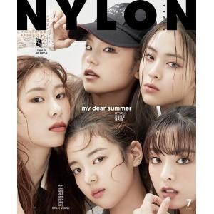 NYLON (韓国雑誌) / 2020年2月号 [ナイロン][韓国語][ファッション][かわいい](予約販売 1/23以降発送予定)