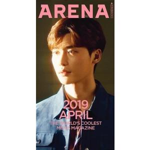 ARENA HOMME+ (韓国雑誌) / 2019年4月号 [韓国語][海外雑誌][ARENA HOMME+]|seoul4