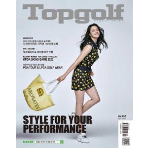 TOP GOLF (韓国雑誌) / 2018年2月号 [韓国語] [海外雑誌]|seoul4
