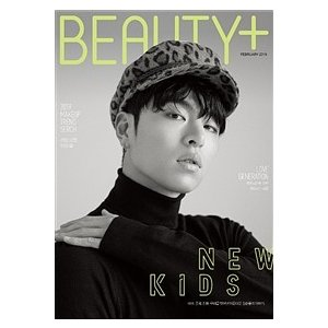 (予約販売 1/29以降発送予定)BEAUTY+ (韓国雑誌) /[ハード筒発送]2019年2月号 (Bタイプ) [韓国語][ファッション][BEAUTY+]|seoul4