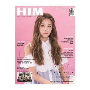 HIM (Military Culture Magazine) (韓国雑誌) / 2016年8月号[韓国語][海外雑誌] seoul4