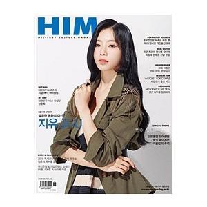 HIM (Military Culture Magazine) (韓国雑誌) / 2018年6月号[韓国語][海外雑誌]|seoul4