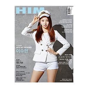 HIM (Military Culture Magazine) (韓国雑誌) / 2018年8月号[韓国語][海外雑誌]|seoul4