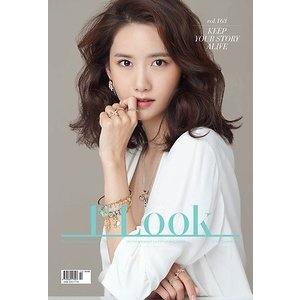 1ST LOOK (韓国雑誌) / VOL.163 (表紙:ユンナ) [韓国語][海外雑誌]|seoul4