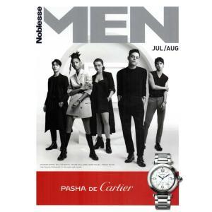 NOBLESSE MEN (韓国雑誌) / 2019年5,6月号[韓国語][ファッション]|seoul4