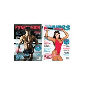 Trend Of Fitness (韓国雑誌) / 2018年7、8月号[韓国語][海外雑誌]|seoul4