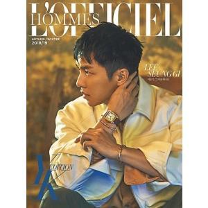 L'officiel Hommes YK EDITION (韓国雑誌) / 2018年秋冬号 (Bタイプ) [韓国語][海外雑誌][ファッション]|seoul4