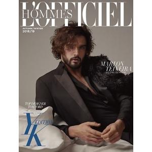 L'officiel Hommes YK EDITION (韓国雑誌) / 2018年秋冬号 (Cタイプ) [韓国語][海外雑誌][ファッション]|seoul4
