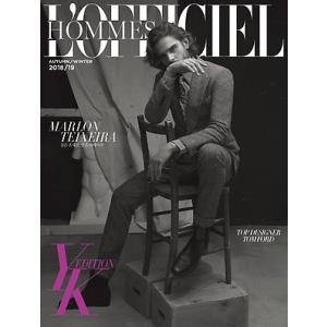 L'officiel Hommes YK EDITION (韓国雑誌) / 2018年秋冬号 (Dタイプ) [韓国語][海外雑誌][ファッション]|seoul4