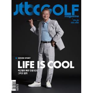 JTBC GOLF MAGAZINE (韓国雑誌) / 2018年2月号 [韓国語] [海外雑誌]|seoul4