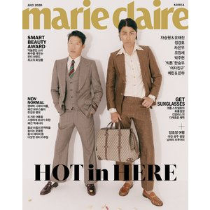 marie claire (韓国雑誌) / 2019年6月号[韓国語][マリクレール](予約販売 5/21以降発送予定)|seoul4