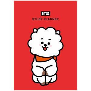 [韓国雑貨]=BT21公式グッズ= スタディープランナー <RJ> [防弾少年団][かわいい][BTS]|seoul4