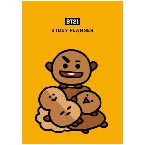 [韓国雑貨]=BT21公式グッズ= スタディープランナー <SHOOKY> [防弾少年団][かわいい][BTS]|seoul4