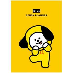 [韓国雑貨]=BT21公式グッズ= スタディープランナー <CHIMMY> [防弾少年団][かわいい][BTS]|seoul4