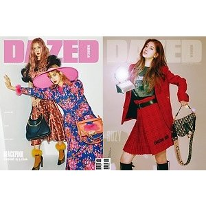 DAZED & CONFUSED KOREA (韓国雑誌) / SPECIAL EDITION (2018 FALL EDITION)[DAZED & CONFUSED KOREA](表紙2種から1種ランダム発送))|seoul4