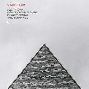 キム・ソンウク / FRANCK: PRELUDE, CHORAL ET FUGUE & BRAHMS: PIANO SONATA NO.3 [クラシック][韓国 CD]|seoul4