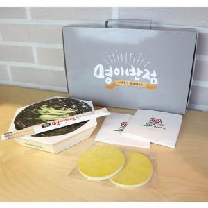 [韓国雑貨]気分は『ジャジャ麺の出前で〜す♪』 鉛筆+メモ+付箋…美味しそうな文具セット[韓国 雑貨][アジアン雑貨]|seoul4