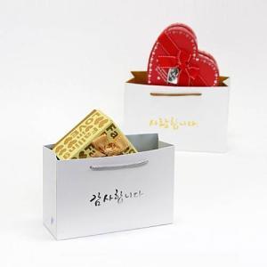 [韓国雑貨]お土産やプレゼントに「感謝」と「愛」を送るミニバッグ《選べる5袋セット》[韓国 お土産][可愛い][かわいい]|seoul4|02