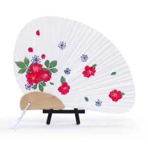 [韓国雑貨]押し花の韓国風うちわ 手作りキット ver.2[ファッション][韓国 お土産][可愛い][かわいい]|seoul4