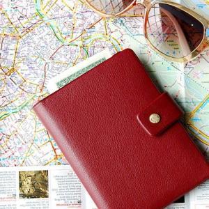 [韓国雑貨]旅行の大切なものは全てココへ! Travel Pass Cover[輸入雑貨] [かわいい]|seoul4