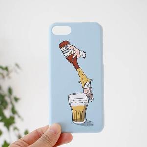 [韓国雑貨]-SSBA- アジャシのアイフォンカバー iPhone6s/6s+/7/7+≪選べる6タイプ≫[韓国 お土産][可愛い][かわいい][文房具][文具]|seoul4|02