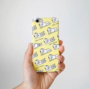 [韓国雑貨]-SSBA- アジャシのアイフォンカバー iPhone6s/6s+/7/7+≪選べる6タイプ≫[韓国 お土産][可愛い][かわいい][文房具][文具]|seoul4|04
