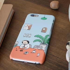 [韓国雑貨]-SSBA- アジャシのアイフォンカバー iPhone6s/6s+/7/7+≪選べる6タイプ≫[韓国 お土産][可愛い][かわいい][文房具][文具]|seoul4|05