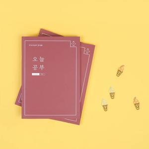 [韓国雑貨]超ド短期型!1ヶ月のお勉強計画に study planner《選べる2冊セット》[スタディープランナー][通販][かわいい][文房具][文具]tbt|seoul4|03