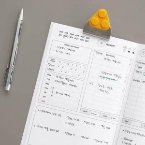 [韓国雑貨]とりあえず3ヶ月だけ! 短期集中型 3ヶ月プランナー[スタディープランナー][スケジュール帳][韓国 お土産][可愛い][かわいい][文具]|seoul4|02